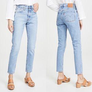 LEVI'S 501 Skinny Jeans Tango Light Size 27